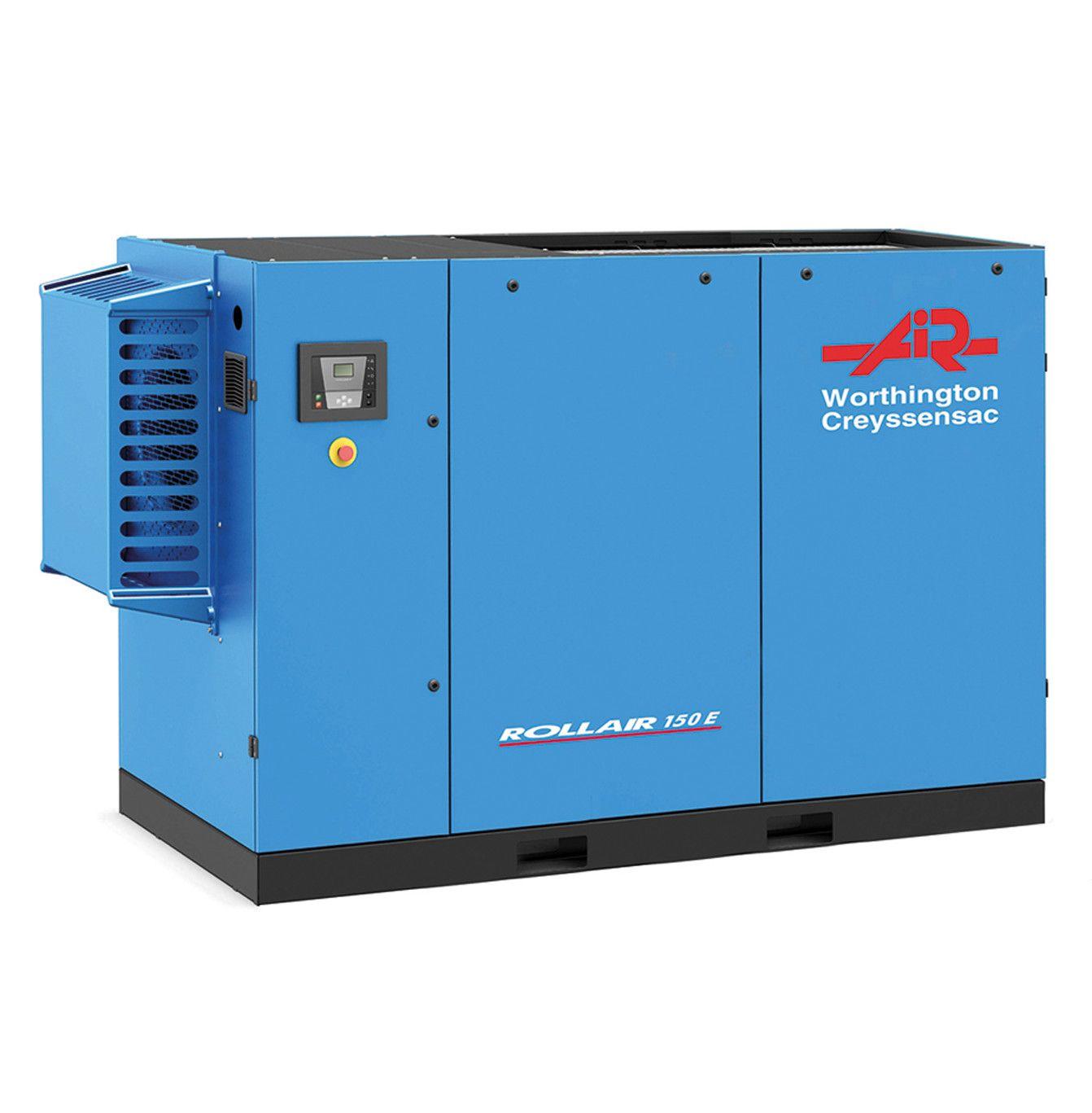 La solution d'air comprimé pour l'industrie la plus polyvalente de 40 à 150 ch